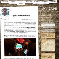 S'CAPE-Défi mathématique