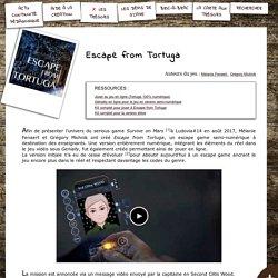 S'CAPE-Escape from Tortuga