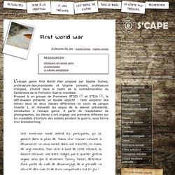 S'CAPE-First World War