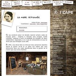 S'CAPE-La malle retrouvée