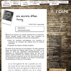 S'CAPE-Les secrets d'Alan Turing