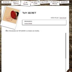 S'CAPE-TOP SECRET