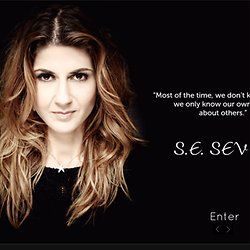 Author S.E. SEVER's Website