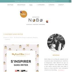 S'inspirer sans imiter — Hello Nobo