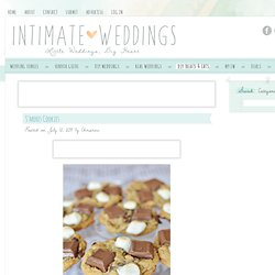 Intimate Weddings - Small Wedding Blog - DIY Wedding... - StumbleUpon