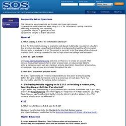 (Nikki W) S.O.S. for Information Literacy