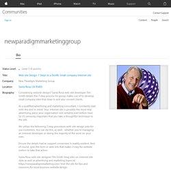 newparadigmmarketinggroup's Profile