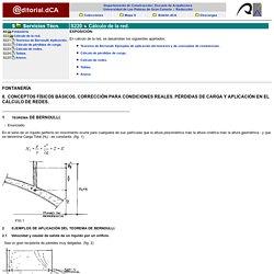 s22 Cálculo de la red
