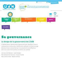 Sa gouvernance