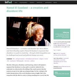 Nawal El Saadawi – a creative and dissident life