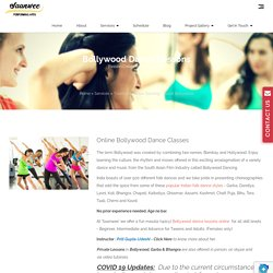 Learn Different Bollywood Dance Styles Online