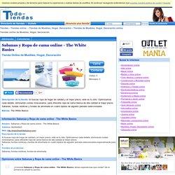 Sabanas y Ropa de cama online - The White BasicsOnline