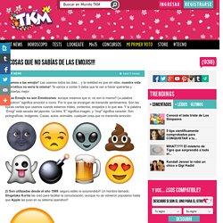 5 cosas que no sabías de las Emojis!!! - MundoTKMMundoTKM