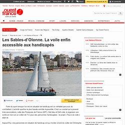 Vendée Globe- Voile accessible aux handicapés