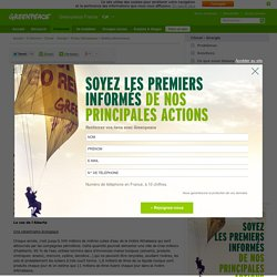 Sables bitumineux | Greenpeace France
