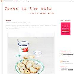 Cakes in the city: Sablés suédois amande-cannelle
