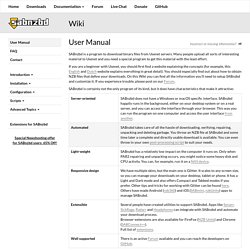 SABnzbd User Manual - SABnzbd