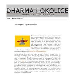 Dharma i okolice: Sabotage all representations