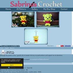 Amigurumi Websites : Toys - Crochet 2 Pearltrees