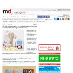 43 sabrosos ejemplos de packaging de comida que le harán salivar cual perro de Pavlov - Marketing Directo