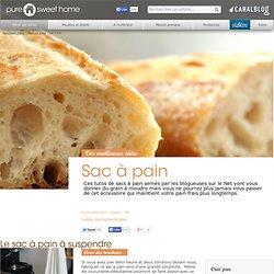 Sac à pain - Pièce par pièce