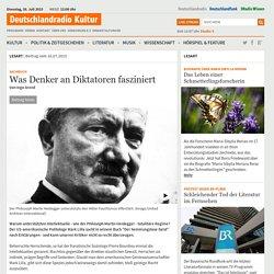Sachbuch - Was Denker an Diktatoren fasziniert