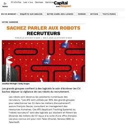 21 novembre 2017 - Sachez parler aux robots recruteurs