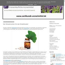Freiverkäufliche Arzneimittel - Sachkundenachweis Bei Der IHK: Der Kräuterschein für den Einzelhandel