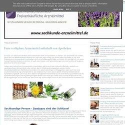 Freiverkäufliche Arzneimittel - Sachkundenachweis Bei Der IHK: Freie verfügbare Arzneimittel außerhalb von Apotheken