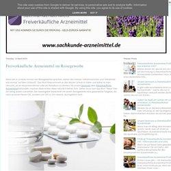 Freiverkäufliche Arzneimittel - Sachkundenachweis Bei Der IHK: Freiverkäufliche Arzneimittel im Reisegewerbe