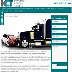 Truck Accidents Attorneys Sacramento