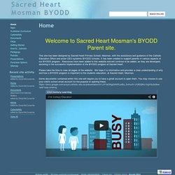 Sacred Heart Mosman BYODD
