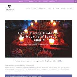 Sacred Spot Ritual & Yoni Massage in Kyoto — imakoko. org