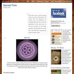 Sacred Time - Marc Torra