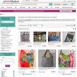 alittlemarket - Sacs à main, Trousses, Porte-monnaie, portefeuilles