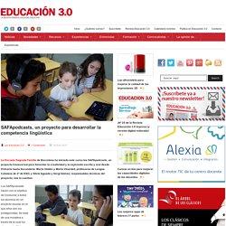 SAFApodcasts, un proyecto para desarrollar la competencia lingüística
