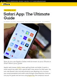 Safari App: The Ultimate Guide