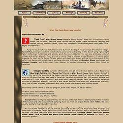 "Safari ""Camel Man is the best safari in Bikaner."""