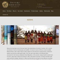 Kenya Safari Tours - Safari Embassy