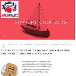 safe horizon uk Police PTSD