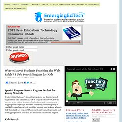 8 Safe Search Engines and Tools for Kids