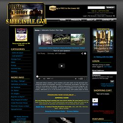 Survival Gear Outfitter For Emergency & Crisis Preparedness - Safecastle