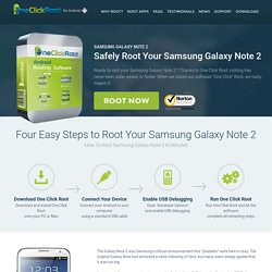 How-To: Safely Root Samsung Galaxy Note 2