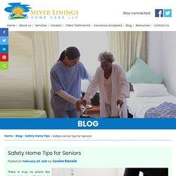 Safety Home Tips for Seniors