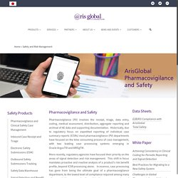 Best Drug Safety System - ArisGlobal