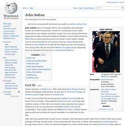 John Safran