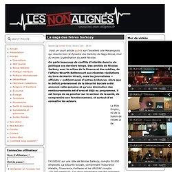 La saga des frères Sarkozy
