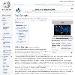 Saga (groupe)