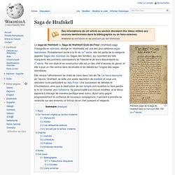 Saga de Hrafnkell