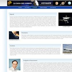 La saga des sondes Voyager - La mission